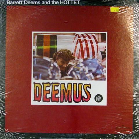 """The Barrett Deems Hottet Vinyl 12"""""""