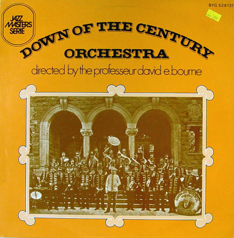 "Dawn Of The Century Orchestra Vinyl 12"""