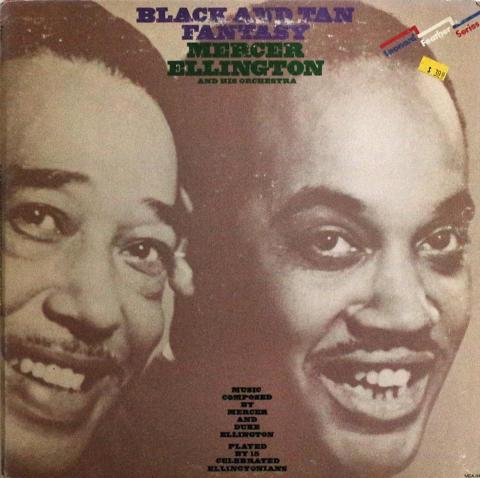 """Mercer Ellington and His Orchestra Vinyl 12"""""""