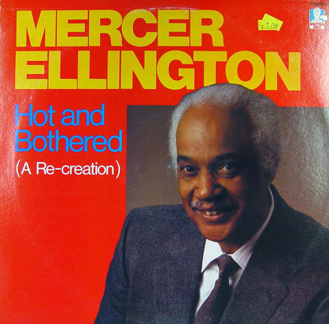 "Mercer Ellington Vinyl 12"""