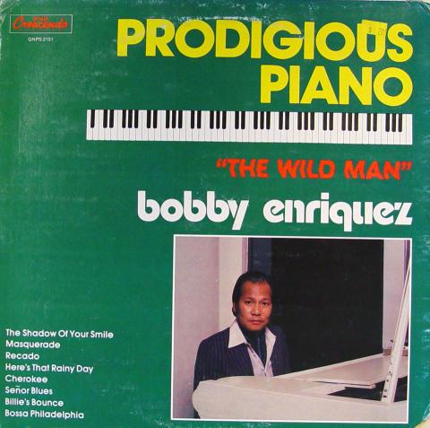 """Bobby Enriquez Vinyl 12"""""""