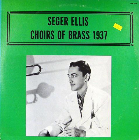 "Seger Ellis Vinyl 12"""