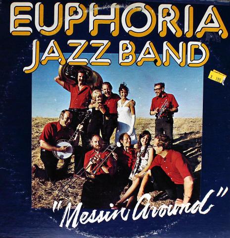 "Euphoria Jazz Band Vinyl 12"""