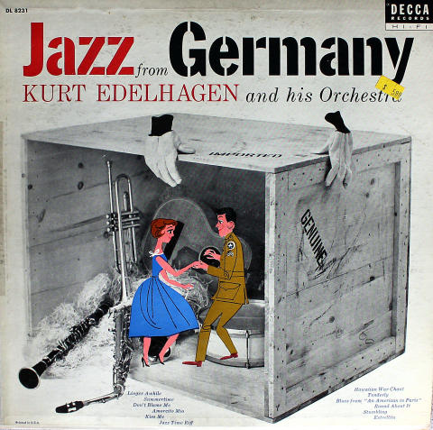 Kurt Edelhagen And His Orchestra Vinyl 12""