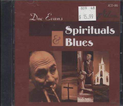 Doc Evans' Jazz Band CD