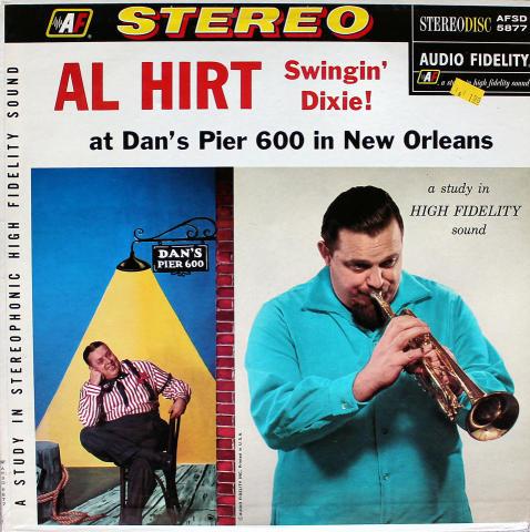 "Al Hirt Vinyl 12"""