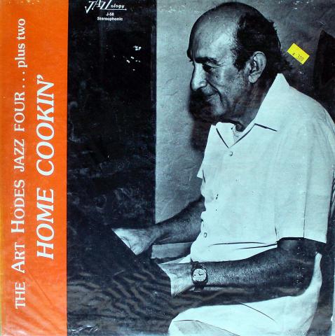 """The Art Hodes Jazz Four...Plus Two Vinyl 12"""""""