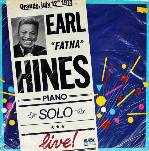 "Earl ""Fatha"" Hines Vinyl 12"""