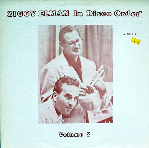 "Ziggy Elman Vinyl 12"""