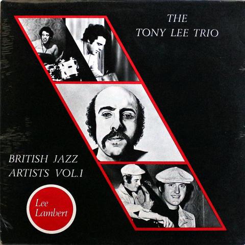 """The Tony Lee Trio Vinyl 12"""""""