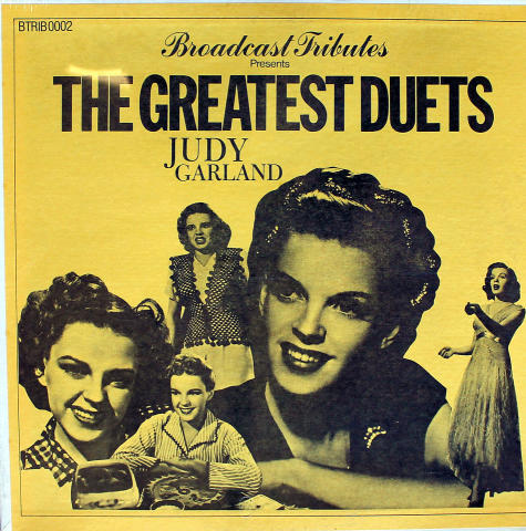 The Greatest Duets Vinyl 12""