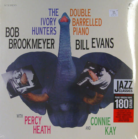 "Bob Brookmeyer Vinyl 12"""