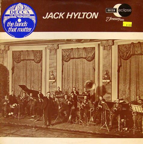 "Jack Hylton Vinyl 12"""