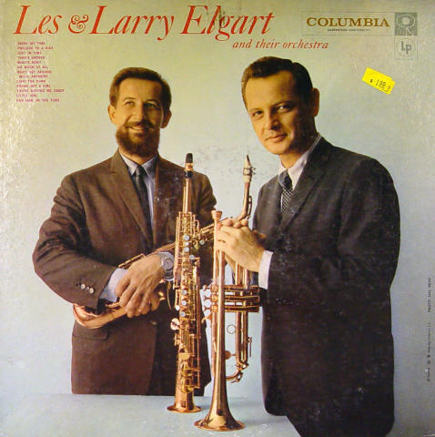 """Les & Larry Elgart And Their Orchestra Vinyl 12"""""""