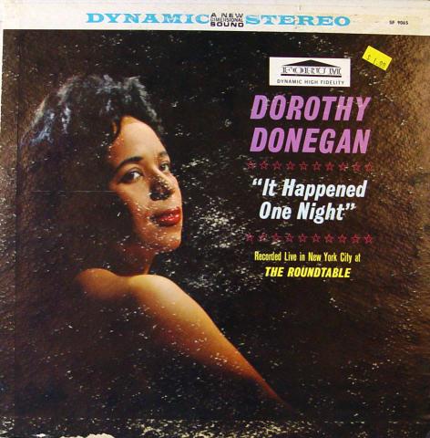 """Dorothy Donegan Vinyl 12"""""""
