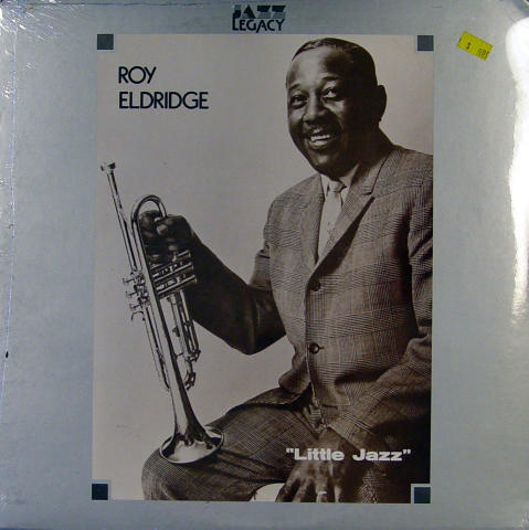 Roy Eldridge Vinyl 12""