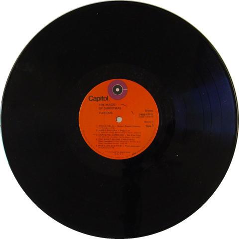 "The Magic of Christmas Vinyl 12"""