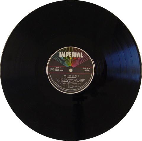 "Joe Houston Vinyl 12"""
