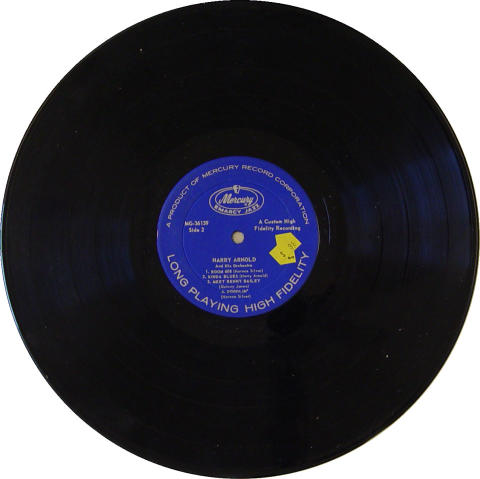 """Harry Arnold And His Orchestra Vinyl 12"""""""