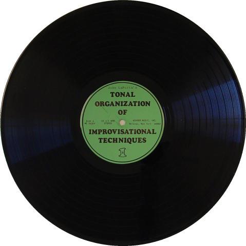 """John LaPorta Vinyl 12"""""""