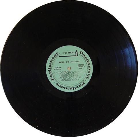 "Count Basie Vinyl 12"""