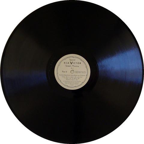 """Al Goodman And His Orchestra Vinyl 12"""""""