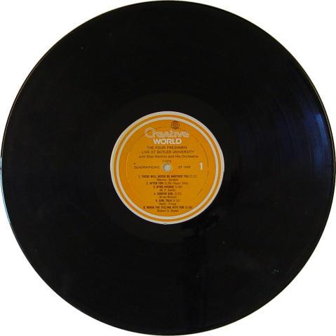 """The Four Freshman Vinyl 12"""""""