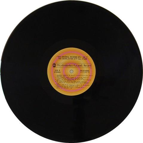 "The Charleston City All Stars Vinyl 12"""
