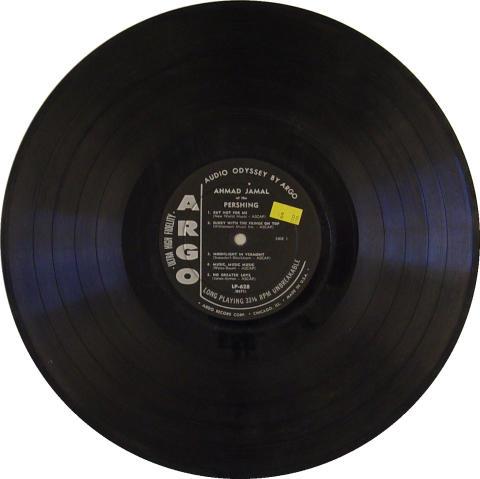 """Ahmad Jamal Trio Vinyl 12"""""""