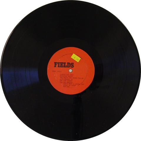 """Barron / Fields Vinyl 12"""""""