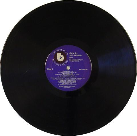"""Art Pepper Vinyl 12"""""""