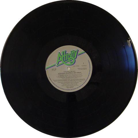 "Stephane Grappelli / Joe Venuti Vinyl 12"""
