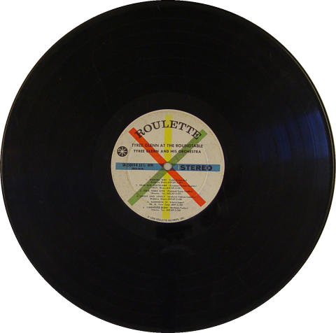 """Tyree Glenn And His Orchestra Vinyl 12"""""""
