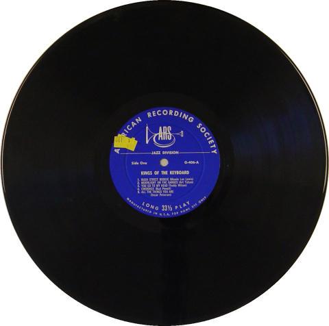 """Meade """"Lux"""" Lewis Vinyl 12"""" (Used)"""