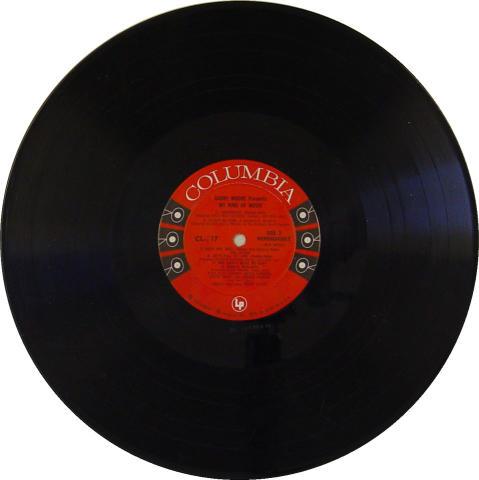 """Garry Moore Vinyl 12"""""""