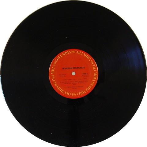 "Wynton Marsalis Vinyl 12"""