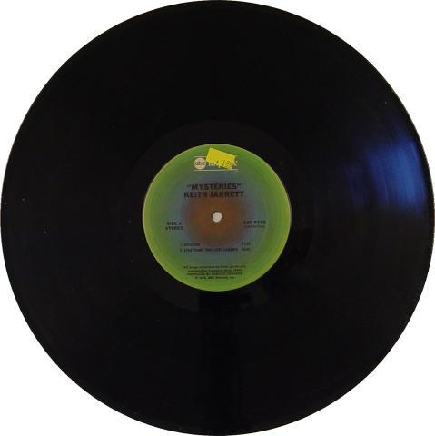 """Keith Jarrett Vinyl 12"""""""