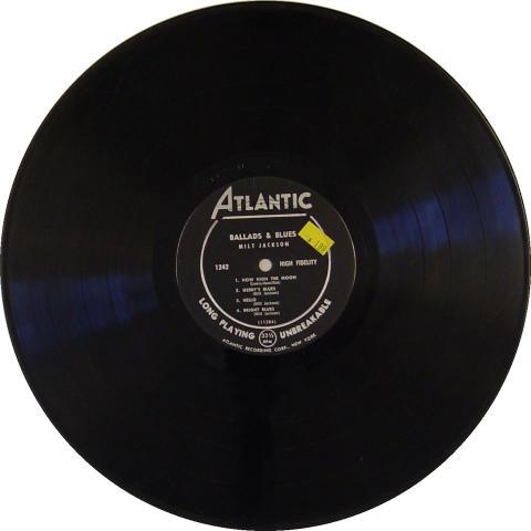 """Milt Jackson Vinyl 12"""""""