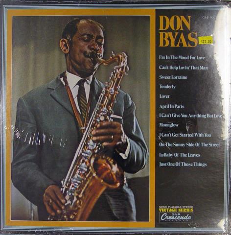"Don Byas Vinyl 12"""