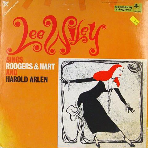 "Lee Wiley Vinyl 12"""