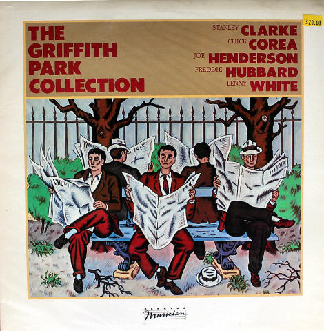 The Griffith Park Collection Vinyl 12""