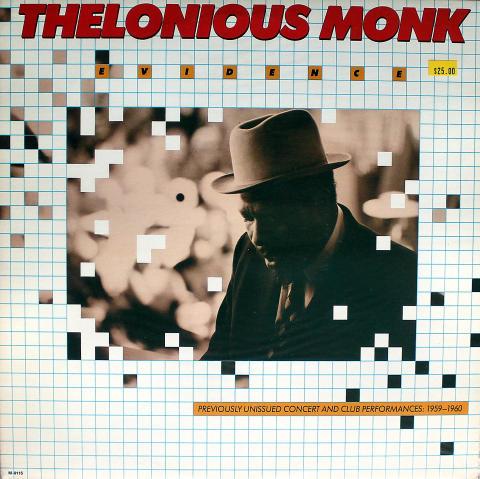 """Thelonious Monk Vinyl 12"""""""
