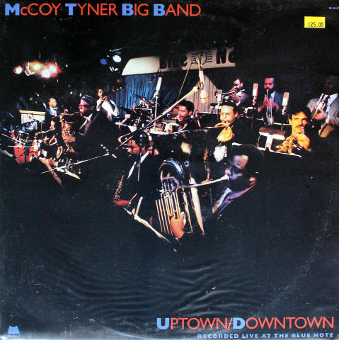 McCoy Tyner Big Band Vinyl 12""