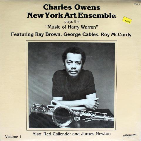 """Charles Owens New York Art Ensemble Vinyl 12"""""""
