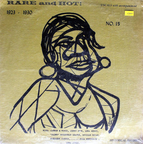 """Rare And Hot:  1923-1930 Vinyl 12"""" (Used)"""