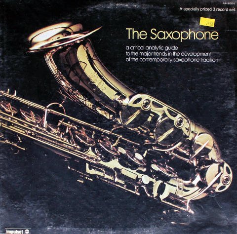 """The Saxophone Vinyl 12"""" (Used)"""