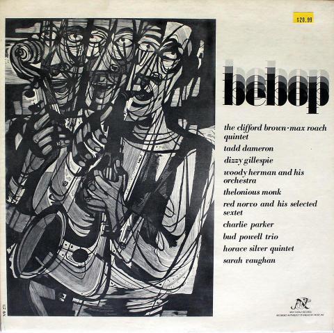 """Bebop Vinyl 12"""""""