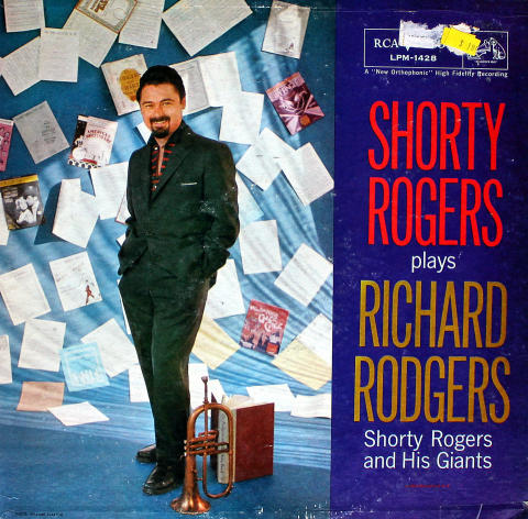 """Shorty Rogers And His Giants Vinyl 12"""""""