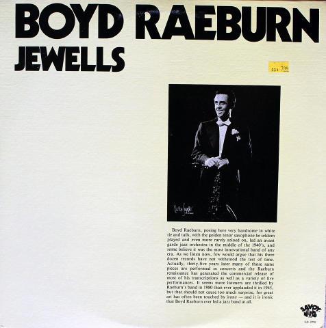 "Boyd Raeburn Vinyl 12"""