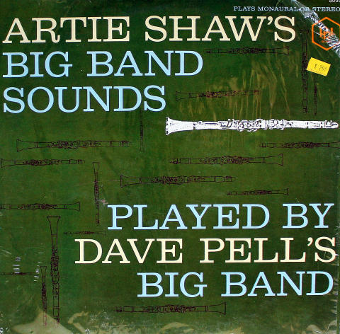 Dave Pell's Big Band Vinyl 12""
